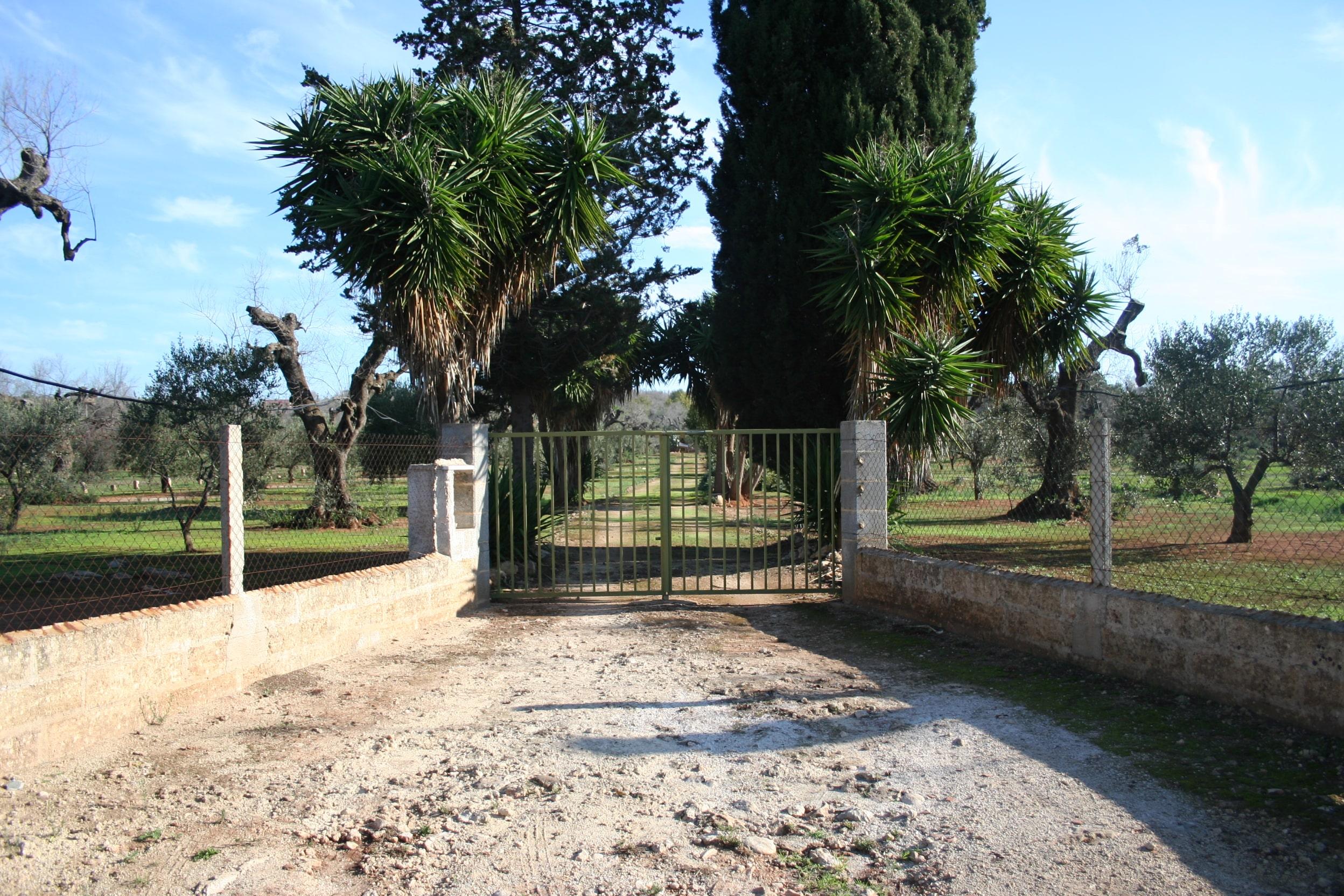 Terreno agricolo con possibilità di edificare con vista panoramica.