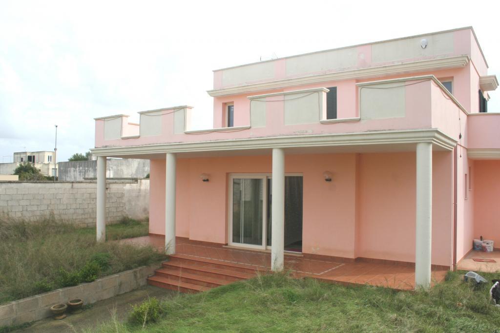 Villa singola di recente costruzione e ben rifinita